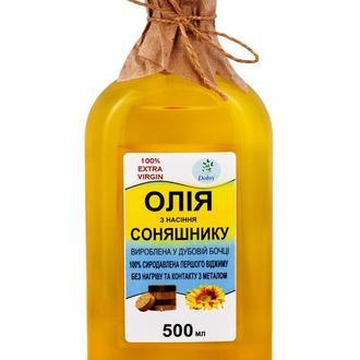 Олія з насіння соняшнику (500 мл)