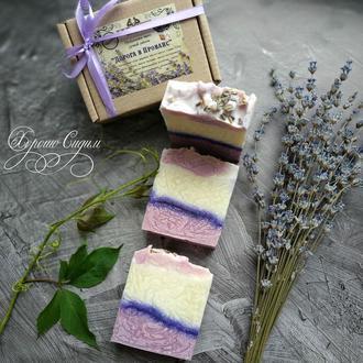 Натуральное мыло «Дорога в Прованс»