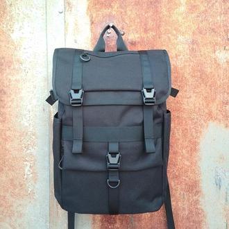 Городской рюкзак Kona Bravo Black