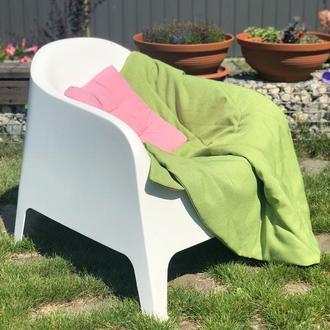 Покрывало одеяло-лист, плед, коврик для игр. Коврик - листик для детской. Коврик на природу.