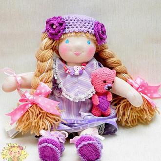 Вальдорфская кукла Зося
