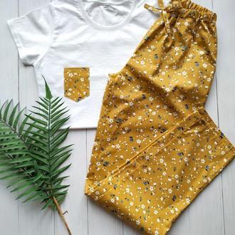 Домашний комплект со штанишками