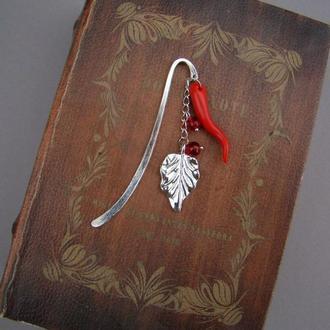 Закладка для книг Чілі