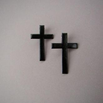 Сережки Хрести
