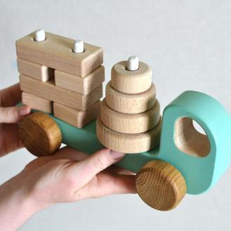 Іграшка Вантажівка Рора