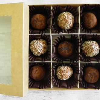 Набір шоколадних цукерок