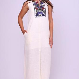 Сукня-вишиванка жіноча