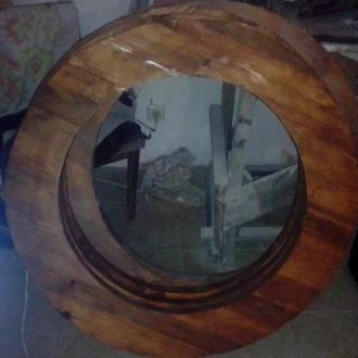 Круг деревянный 4шт.