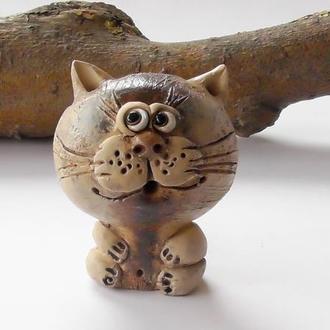 Фигурка в виде кота сувенир котик