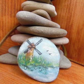 Малюнок на камені