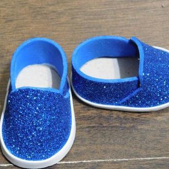 Обувь для кукол (текстильных, тильд) ручная работа