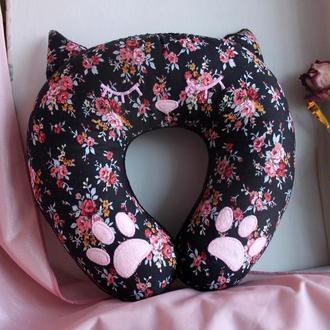 Подушка на шею, подушка под голову