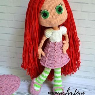 Куколка Земляничка