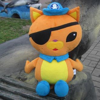Мягкая игрушка Кот Квази из Октонавты