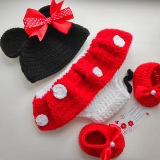 Костюмы для фотосессий новорожденных малышей. Под заказ