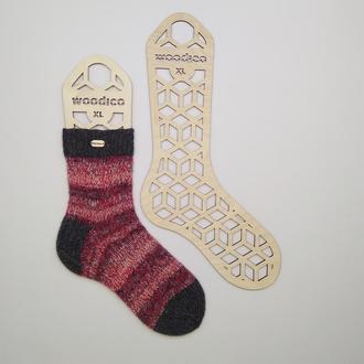 Блокираторы (блокаторы) для носков - Шестиугольники