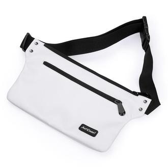 Поясная сумка Спорт (Бананка) Белая Just Cover!
