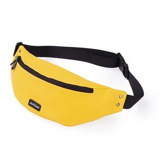 Поясная сумка (Бананка)  Желтая Just Cover!