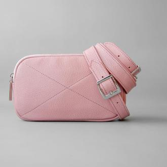 Sandra Waist Bag powder pink (артикул: wb021.9)