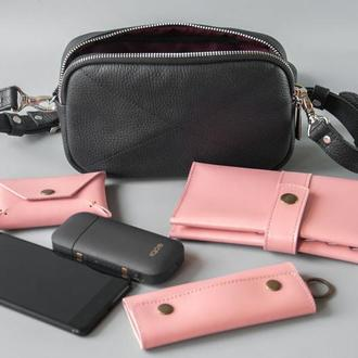 Sandra Waist Bag black (артикул: wb021.7)