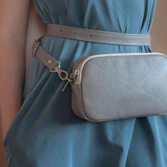 Sandra Waist Bag ice cappuccino (артикул: wb021.10)