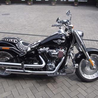 Сиденье на Harley Davidson, кожаное мото сиденье, кастомное сиденье на мотоцикл