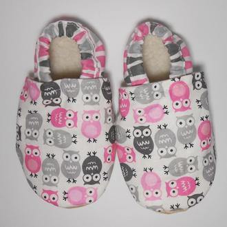 Домашнє взуття для дітей.  Розмір 16-17