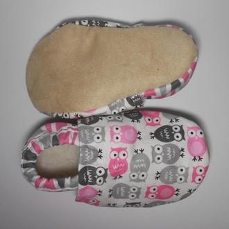 Домашнє взуття для дітей. Розмір 16-17 ручной работы купить в ... 0954025124a36