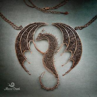 Колье «Дракон ДрОгон»