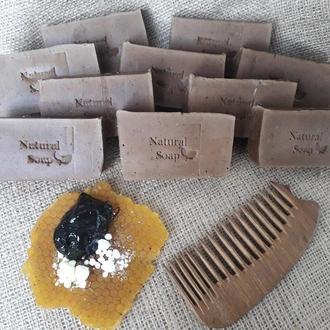 Деготь, цинк, сера      Серия шампуневого мыла/Shampoo Bar