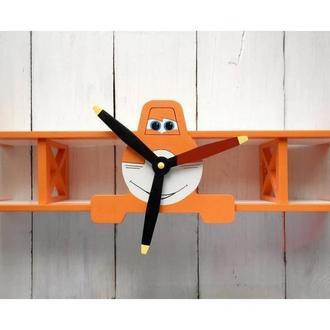 Полка детская Самолет Дасти Полейполе