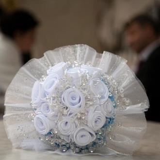 «Крижане сяйво» букет нареченої