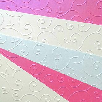 Тисненый перламутровый картон, 1 лист, 21*29,6 см.