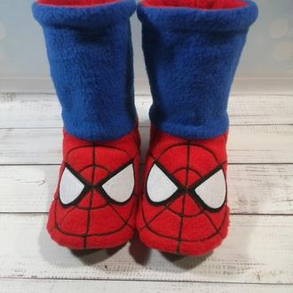 Домашние супергеройские угги
