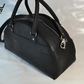 Мужская сумка из натуральной кожи  (BM001)