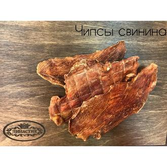Чипсы свинина