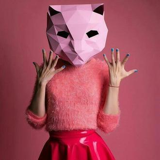 Fashion- маска Кошка