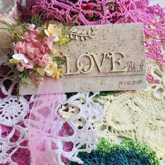 Конверт на свадьбу
