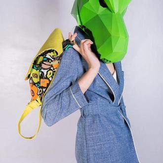 Fashion- маска T-rex