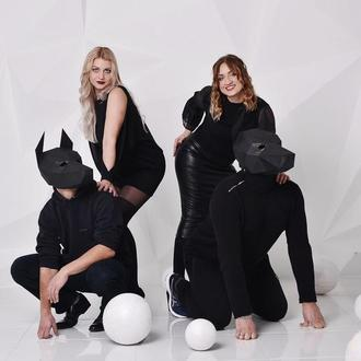 Fashion- маска Доберман