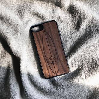 "Деревянный чехол ""Surfboard"""