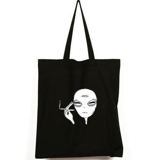 Эко-сумка шоппер «Инопланетян»
