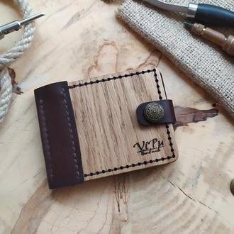 """Зажим для денег """"Wood"""""""