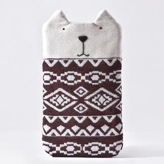Чехол кот для iPhone XS Max, чехол для iPhone 8 Plus, тканевый чехол для iPhone XS
