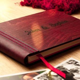 Фотоальбом, Свадебная книга, Книга отзывов