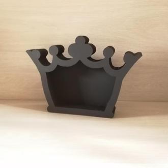 Пенобокс Корона, ящик для цветов