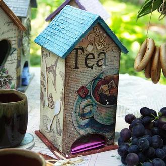 домик для чая