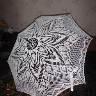 """Зонт свадебный  """"Чудо"""""""