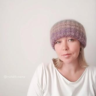 Вязаная шапка Такори