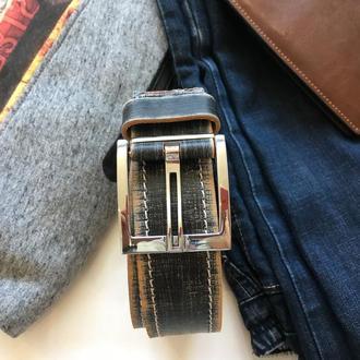 Оригинальный ремень под джинсы